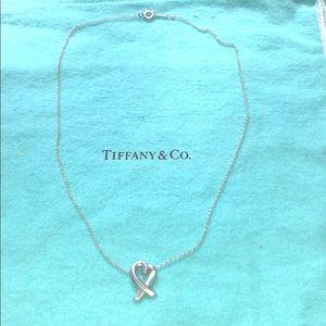 Tiffany & Co. Paloma Picasso® Loving Heart Pendant
